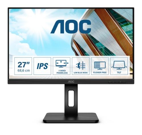 AOC Pro-line 27P2Q LED display 68.6 cm (27
