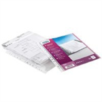Elba 100080753 filing pocket A4 Transparent 10 pc(s)