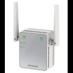 Netgear EX2700 WiFi Range Extender N300 - 1 Fast Ethernet poort
