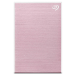 Seagate One Touch external hard drive 2000 GB Rose gold