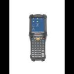 "Zebra MC9200 PDA 9,4 cm (3.7"") 640 x 480 Pixels Touchscreen 765 g Zwart"
