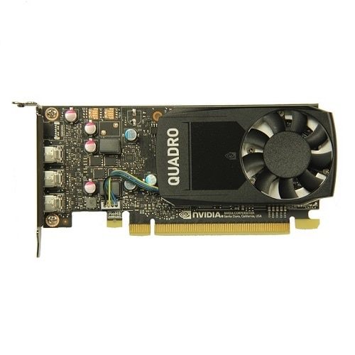DELL 490-BDZY graphics card NVIDIA Quadro P400 2 GB GDDR5