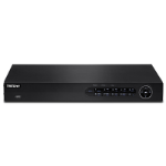 Trendnet 8-CHANNEL 1080P HD Black network video recorder