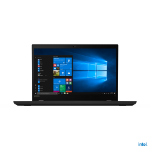 "Lenovo ThinkPad T15 Notebook 15.6"" 1920 x 1080 pixels Touchscreen 11th gen Intel® Core™ i7 16 GB DDR4-SDRAM 512 GB SSD Wi-Fi 6 (802.11ax) Windows 10 Pro Black"