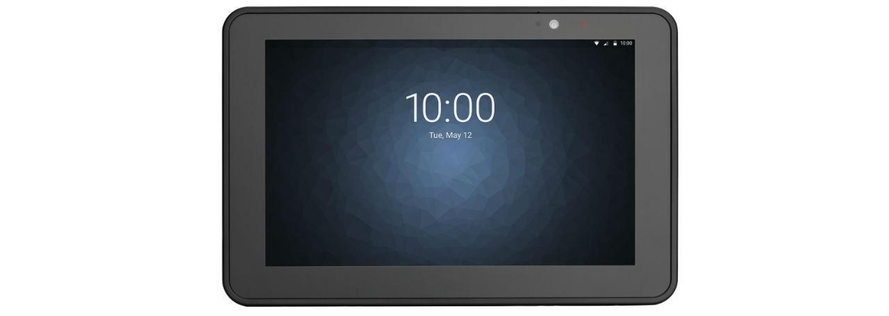 Zebra ET50 64GB Black tablet