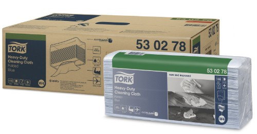 Tork 530278 cleaning cloth Paper Blue 100 pc(s)