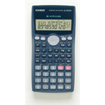 CASIO CALCULATOR CASIO FX100AU PLUS SCIENTIFIC ( EACH )