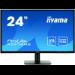 "iiyama ProLite X2474HS-B1 pantalla para PC 59,9 cm (23.6"") Full HD LED Plana Negro"