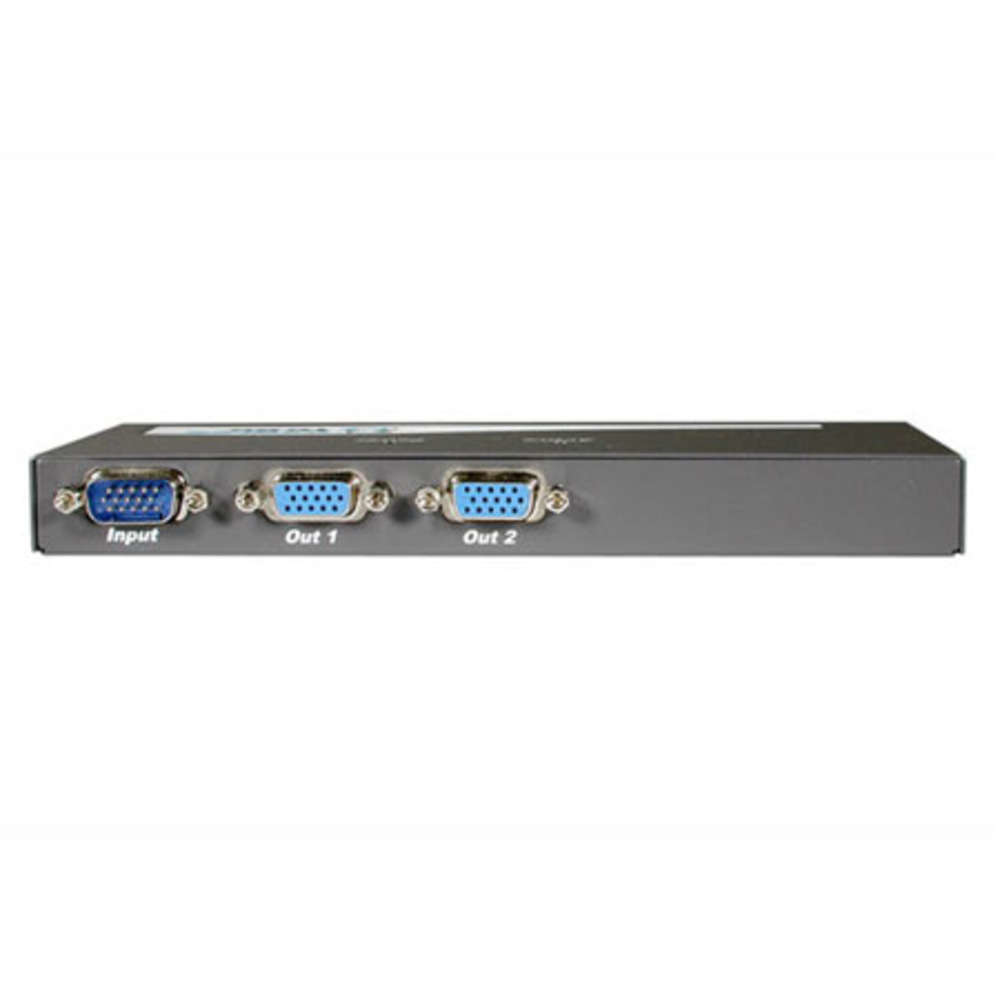 C2G 2-Port UXGA Monitor Splitter/Extender VGA
