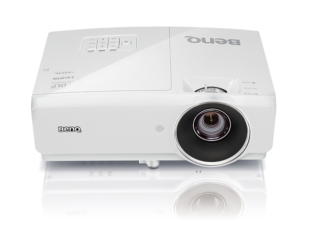 Benq MW727 Portable projector 4200ANSI lumens DLP WXGA (1280x800) White data projector