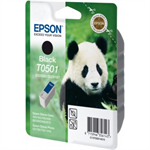 Epson C13T05014010 (T0501) Ink cartridge black, 540 pages, 15ml