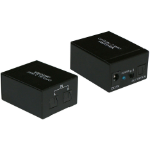 Microconnect MC-OPSW21 audio switch Black