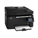 HP LaserJet Pro Pro MFP M127fw Laser A4 Wi-Fi Black