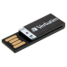 Verbatim USB 2.0 8GB 8GB USB 2.0 Black USB flash drive