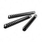 GBC CombBind Binding Combs 32mm Black (50)