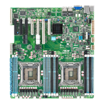 ASUS Z9PR-D12 server/workstation motherboard LGA 2011 (Socket R) Intel® C602 SSI EEB