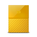 Western Digital My Passport 1000GB Yellow external hard drive
