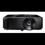 Optoma DX322 data projector Standard throw projector 3800 ANSI lumens DLP XGA (1024x768) 3D Black
