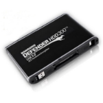 Kanguru Defender HDD300 external hard drive 1000 GB Black