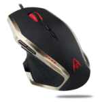 Adesso iMouse X3 mouse USB Optical 6400 DPI Right-hand