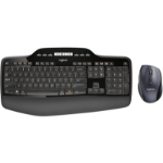 Logitech MK710 RF Wireless Black