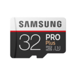 Samsung PRO Plus MB-MD32G 32GB MicroSDHC UHS-I Class 10 memory card