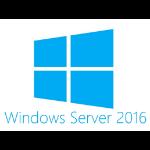 Microsoft Windows Server 2016 Standard, DSP, FRE