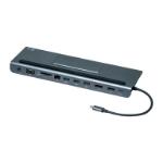 i-tec Metal USB-C Low Profile 4K Triple Display Docking Station + Power Delivery 85 W