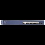Netgear ProSafe GS724TP Smart PoE Switch Managed Blue Power over Ethernet (PoE)