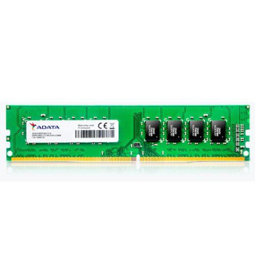 ADATA AD4U2400W4G17-B memory module 4 GB DDR4 2400 MHz
