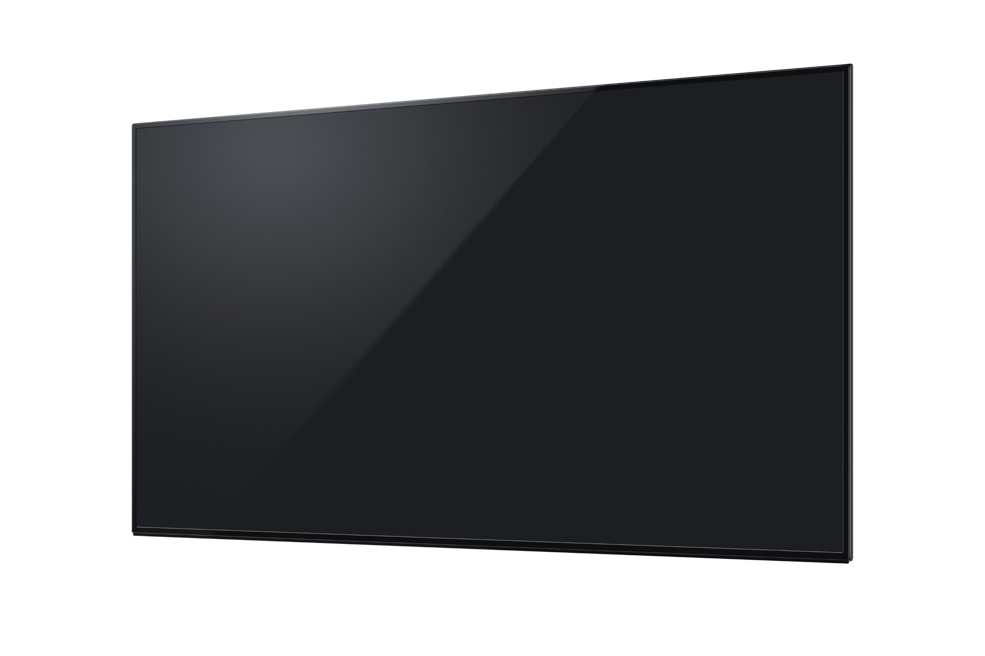 "Panasonic TH-84EF1 2.13 m (84"") LED Full HD Digital signage flat panel Black"