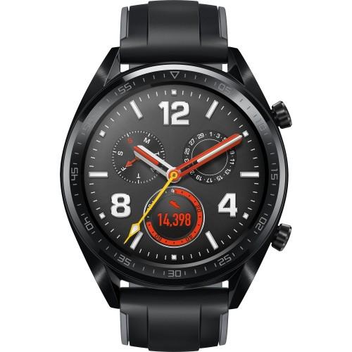 "Huawei Watch GT smartwatch AMOLED 3.53 cm (1.39"") Black GPS (satellite)"
