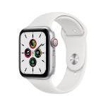 Apple Watch SE OLED 44 mm Silver 4G GPS (satellite)
