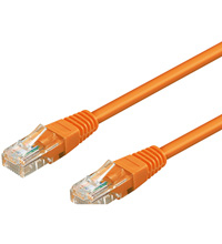 U/UTP PatchCord Cat6. CCA. Orange. 1.5m