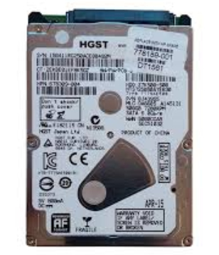 "HP 500GB SATA 2.5"" Serial ATA"
