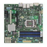 Supermicro X11SAE-M server/workstation motherboard LGA 1151 (Socket H4) Micro ATX Intel® C236