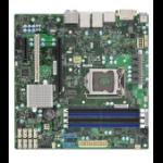 Supermicro X11SAE-M Intel C236 LGA 1151 (Socket H4) microATX server/workstation motherboard