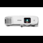 Epson PowerLite 980W data projector 3800 ANSI lumens 3LCD WXGA (1280x800) Desktop projector White