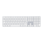 Apple MQ052D/A Bluetooth QWERTZ German White keyboard