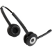 Jabra PRO 930 Duo MS Auriculares Diadema Negro