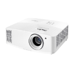 Optoma UHD35 data projector Standard throw projector 3600 ANSI lumens DLP 2160p (3840x2160) 3D White