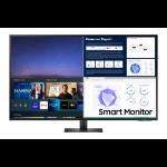 """Samsung LS43AM700UU 109.2 cm (43"""") 3840 x 2160 pixels 4K Ultra HD Black"""