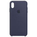"Apple MRWG2ZM/A funda para teléfono móvil 16,5 cm (6.5"") Funda blanda Azul"