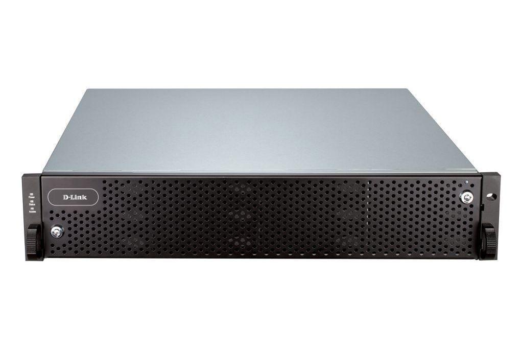 D-Link DSN-6020 disk array Rack (2U)