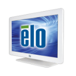 "Elo Touch Solution 2401LM 24"" 1920 x 1080pixels White touch screen monitor"