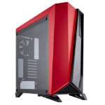 Corsair Carbide SPEC-OMEGA Midi-Tower Black, Red computer case