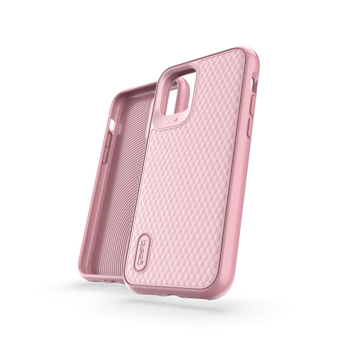 "GEAR4 Battersea funda para teléfono móvil 15,5 cm (6.1"") Rosa"