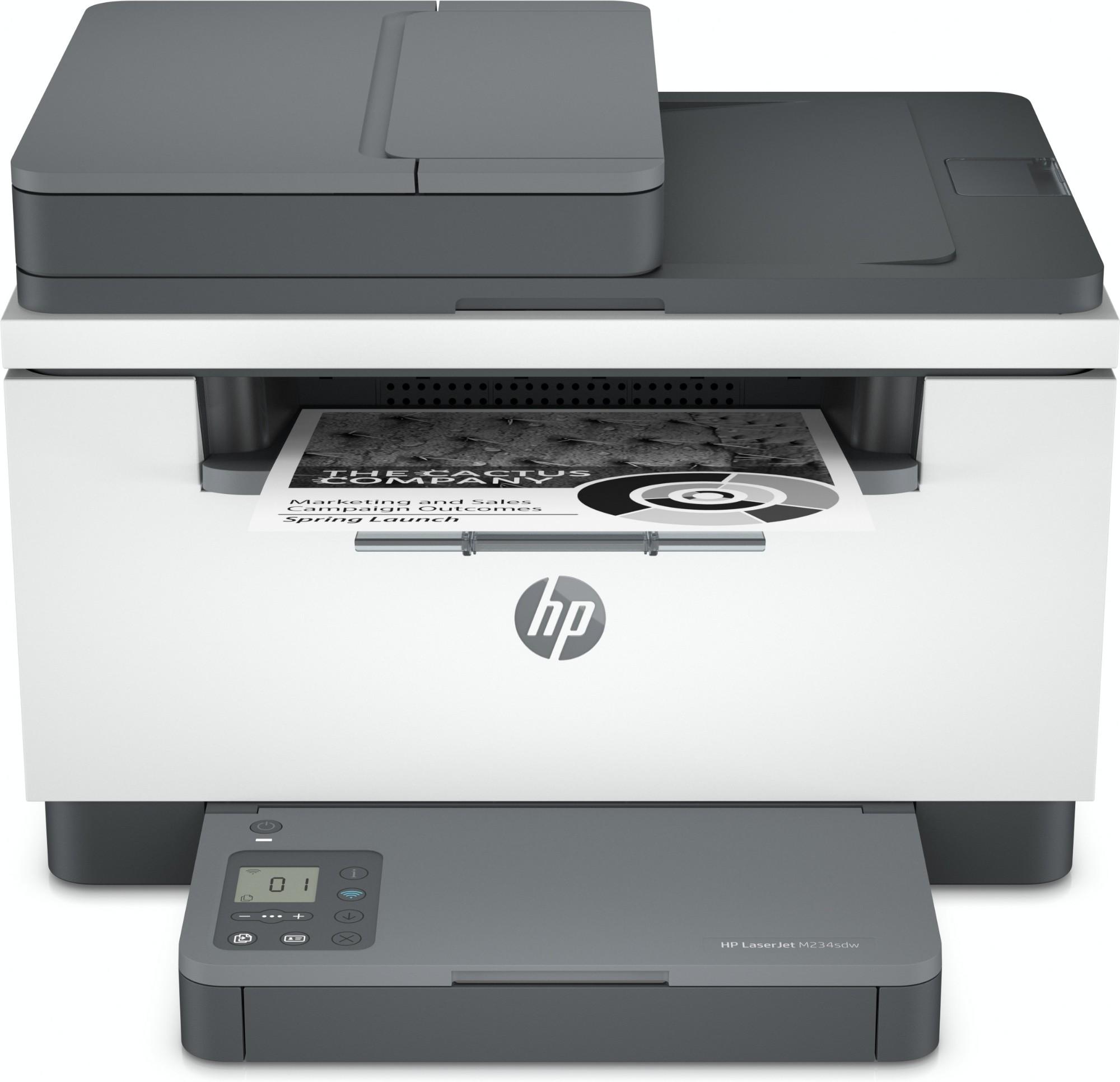 HP LaserJet M234sdw Laser A4 600 x 600 DPI 29 ppm Wi-Fi