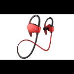Energy Sistem Energy Earphones Sport 1 Bluetooth gancho de oreja Binaural Inalámbrico Negro, Rojo auriculares para móvil
