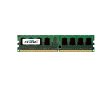 Crucial CT51272BD160BJ 4GB DDR3 1600MHz ECC memory module